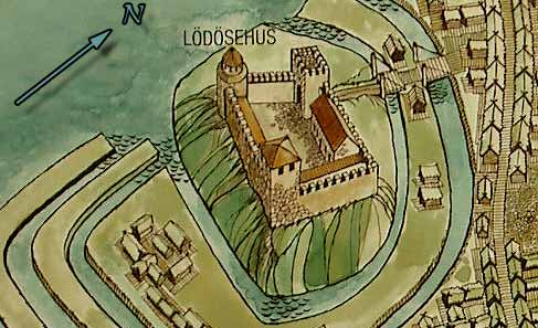 Lödöse Göteborgs föregångare