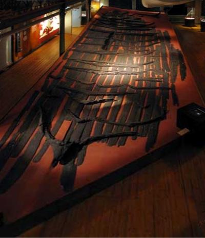 Äskekärrskeppet Nordens bäst bevarade vikingatida
