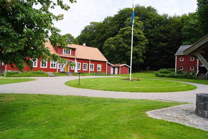 Alvhems Kungsgård historia