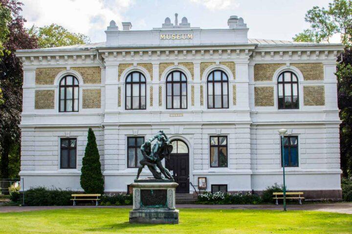 Vänersborgs museum  – Sveriges äldsta museimiljö