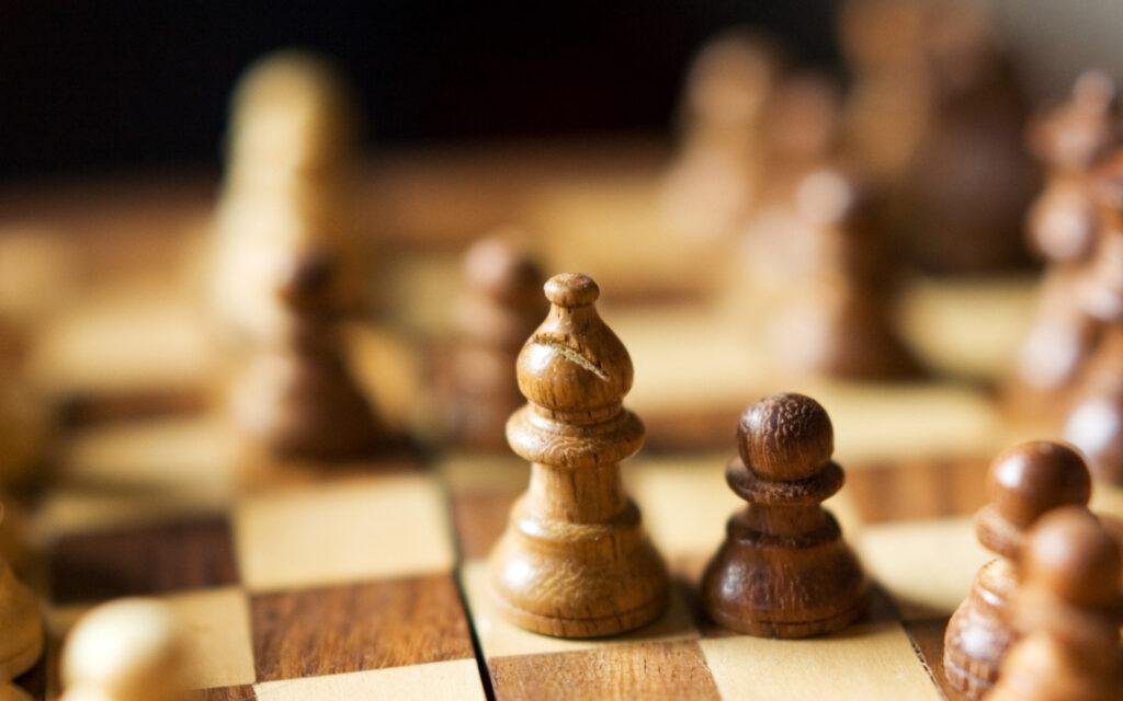 Gideon Ståhlberg internationell schackmästare från Nödinge