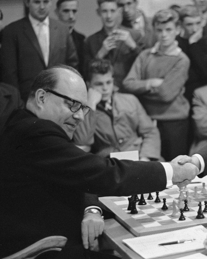 Gideon Ståhlberg från Surte stormästare i schack