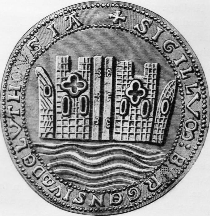 Lödöse vapnet är ett av Sveriges äldsta