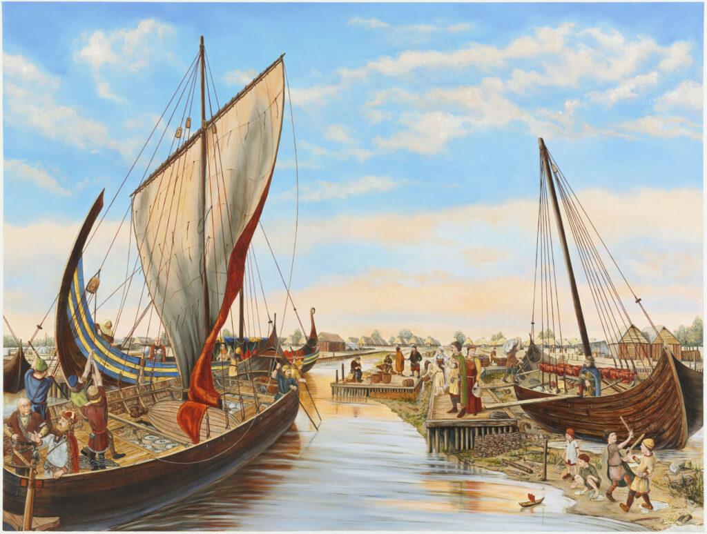 Lödöse - Göteborgs föregångare och en av Sveriges äldsta städer