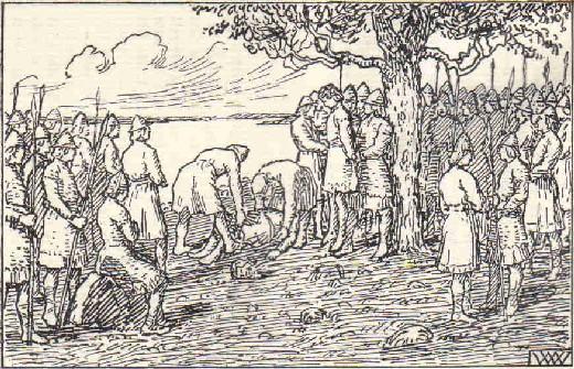 Magnus Barfot i Fuxerna Lilla Edet