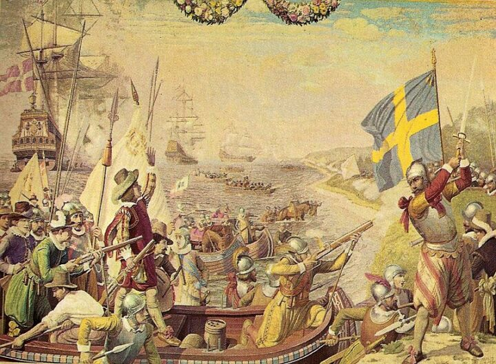 Nordiska sjuårskriget i Götaälvdalen