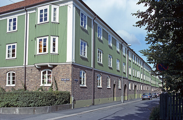 Alesnickarna var med och byggde Göteborg
