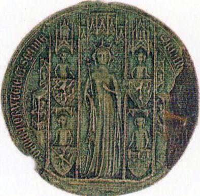 Drottning Blanka av Namur