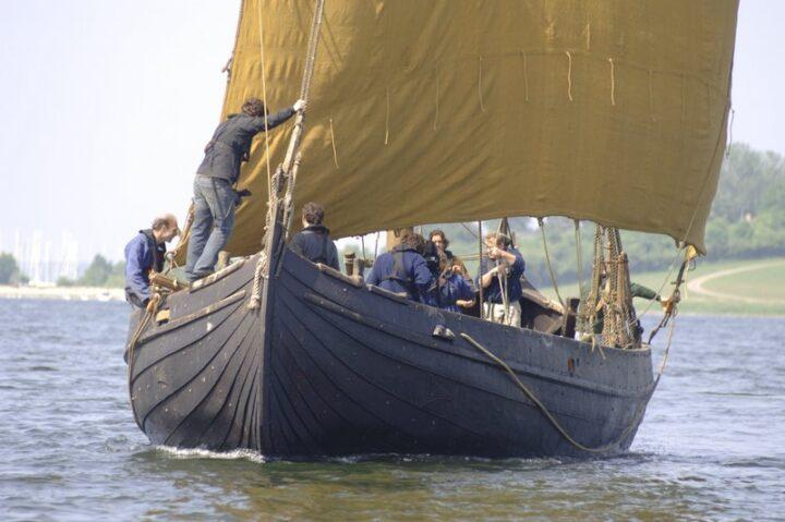 Knarr ett vikingatida handelsskepp