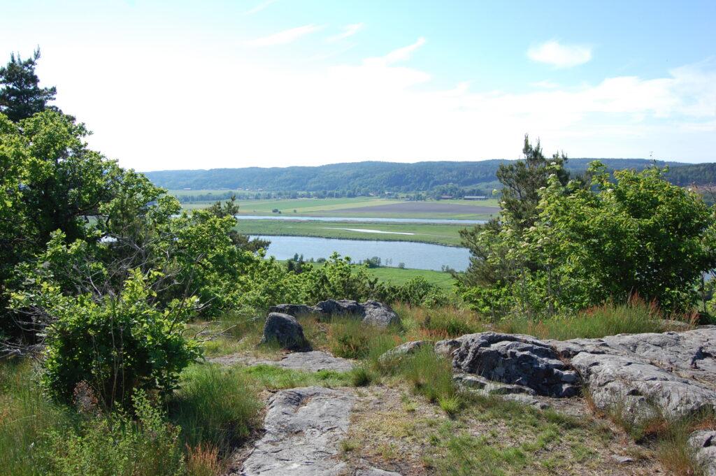 Fornborgen i Älvängen oroliga tider i Götaälvdalen vikingatid