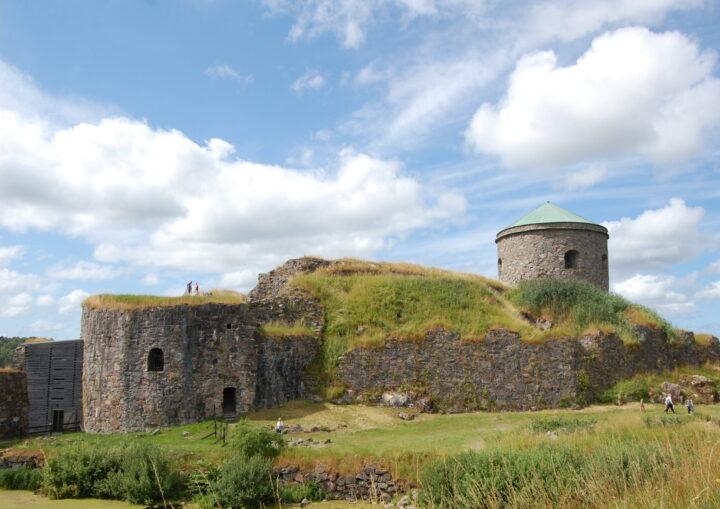 Bohusiska smällen på Bohus fästning